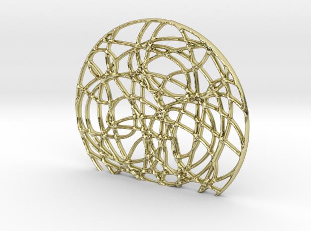 Alpha One Globetrotter Pendant