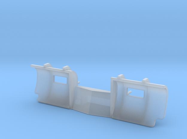 N Snow Plow 2 in Smooth Fine Detail Plastic