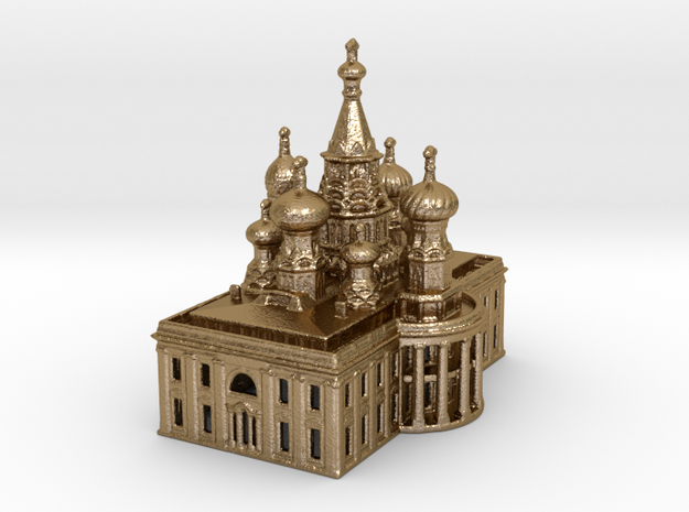 Kremhaus - Special Edition in Polished Gold Steel