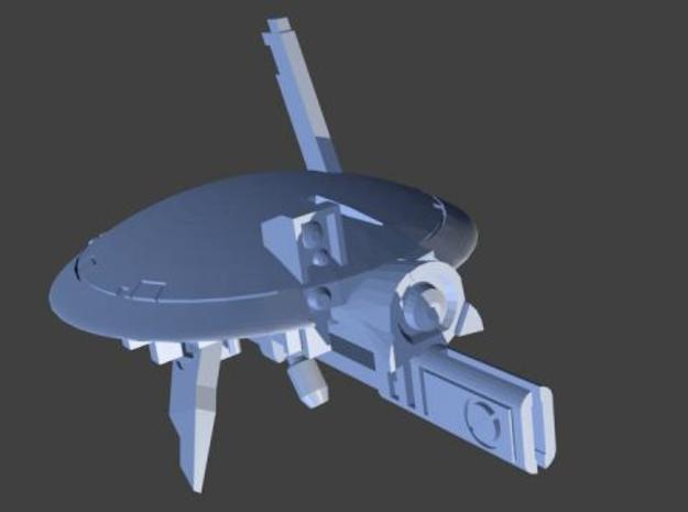 Sniper Drone 3d printed Description