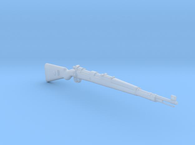 Kar98K (1:18 scale) in Frosted Ultra Detail: 1:18