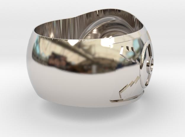 Pokeball ring 26mm