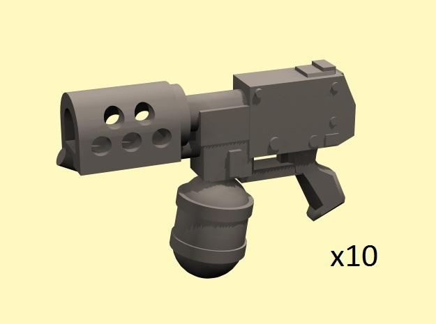 28mm flamethrower pistol