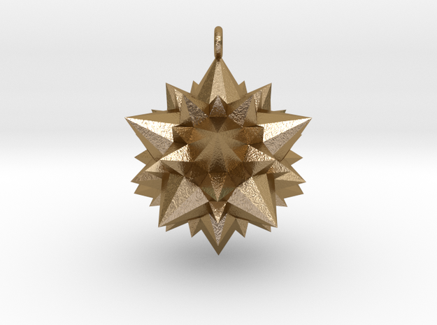 Great Rhombicosidodecahedron 3,7cm