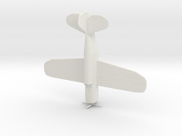 1:200 Helldiver  in White Natural Versatile Plastic