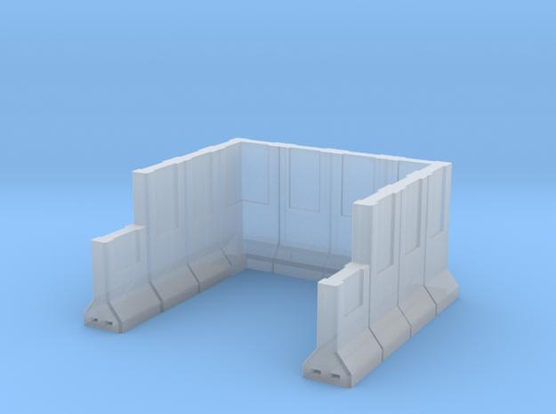 Concrete Retaining Wall Single Bay