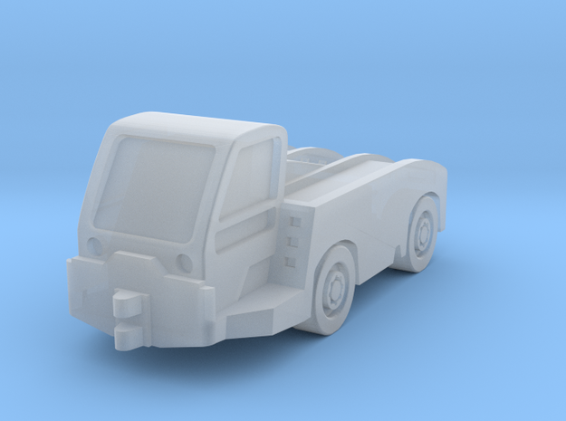 Tmx150 tractor in Smoothest Fine Detail Plastic: 1:400