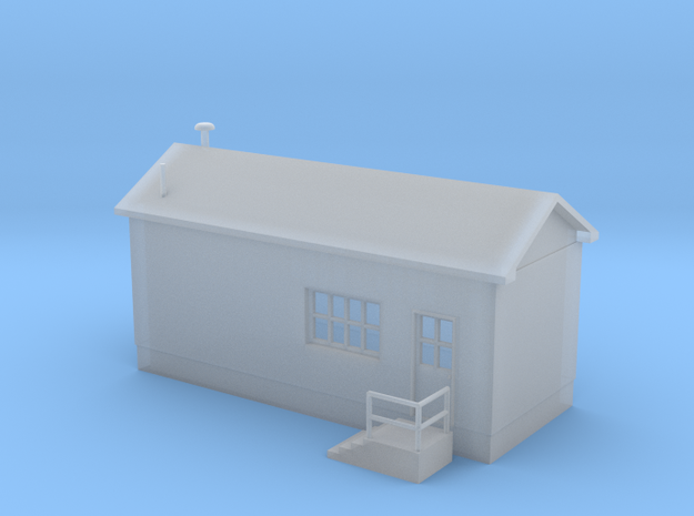 'N Scale' - Yard Manager Building