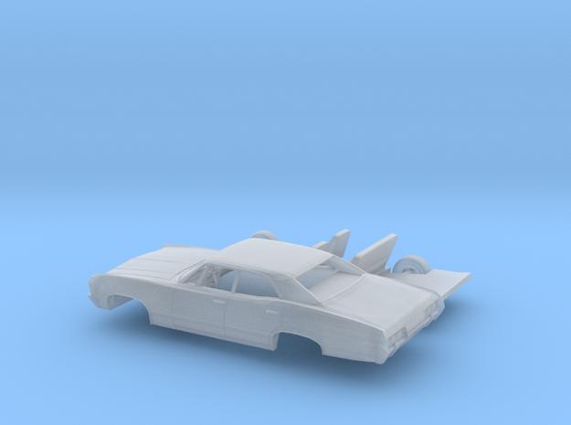 1/87 1967 Chevrolet Impala Sedan Cragar Rims Kit