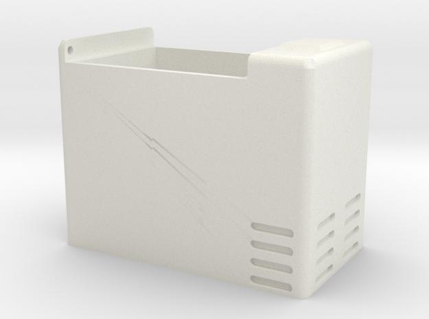 Portable fridge in White Strong & Flexible