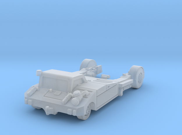TPX200 tractor in Smoothest Fine Detail Plastic: 1:400