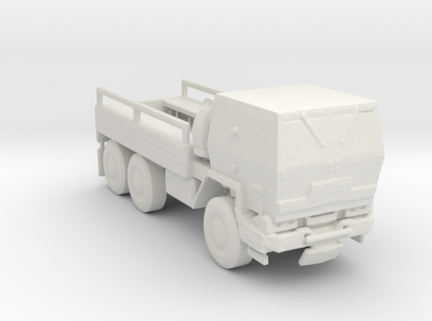 M1083 Up Armored 1:220 scale in White Natural Versatile Plastic