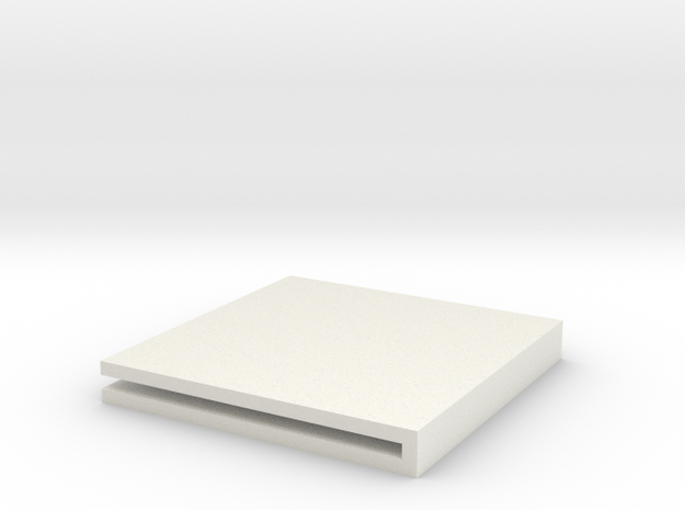 Corner Protectors in White Strong & Flexible