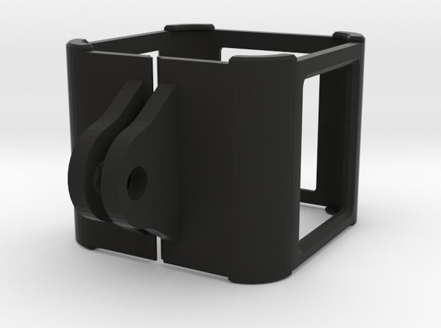 GoPro frame in Black Natural Versatile Plastic