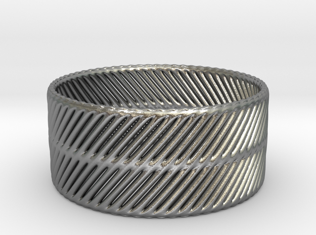 RING_TIS_CYLINDER_05bb in Raw Silver: 9 / 59