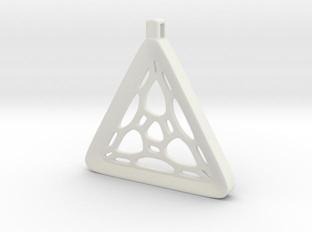 Surround ::: Triangle Pendant ::: v.01