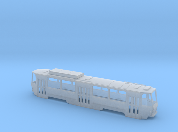 Tatra T6A2 N [body] in Smooth Fine Detail Plastic