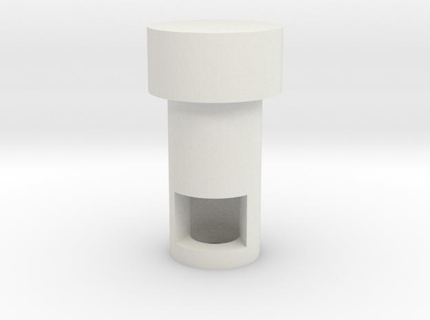 DM1 V1 Kill Key  in White Natural Versatile Plastic