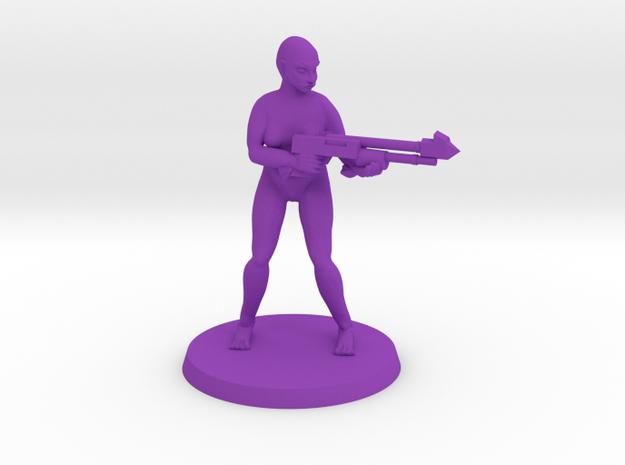 Dagonite nsfw dOLL in Purple Processed Versatile Plastic