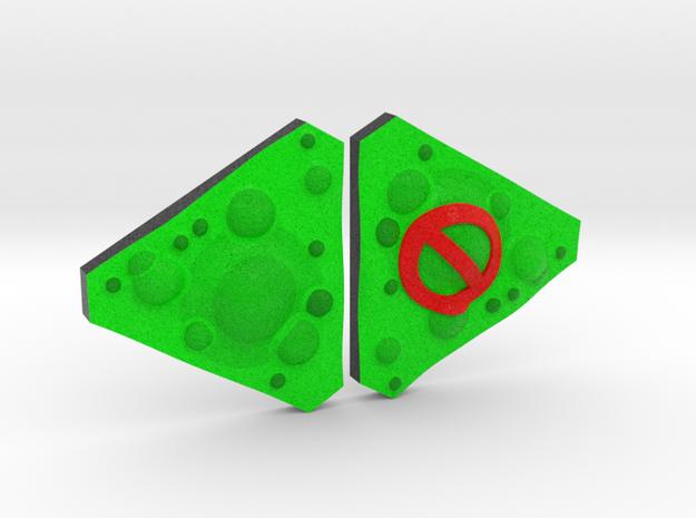 Slime tokens - Full Colour (2pcs)