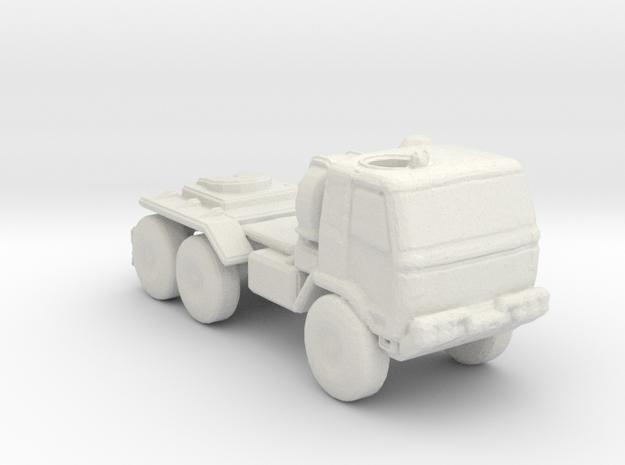 M1088 Tractor 1:285 scale in White Natural Versatile Plastic