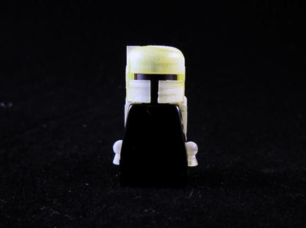 Boba Helmet in Smooth Fine Detail Plastic