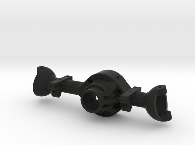 NCYota 152mm Leafed Front for CMAX in Black Natural Versatile Plastic