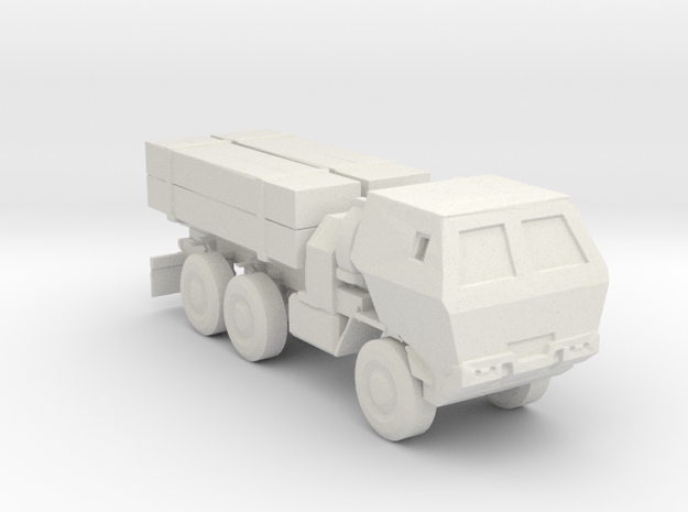 XM1160 Meads 1:160 scale in White Natural Versatile Plastic