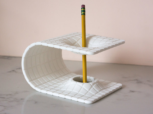 Einstein-Rosen Bridge (Wormhole) Pencil Holder