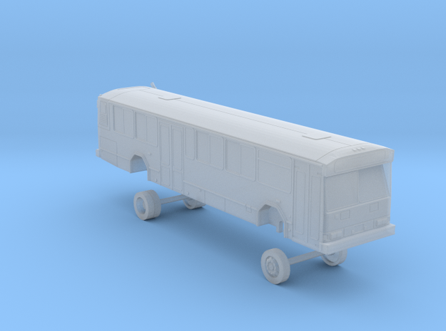 N Scale Bus Gillig Phantom UTA 9500/9600s in Smooth Fine Detail Plastic