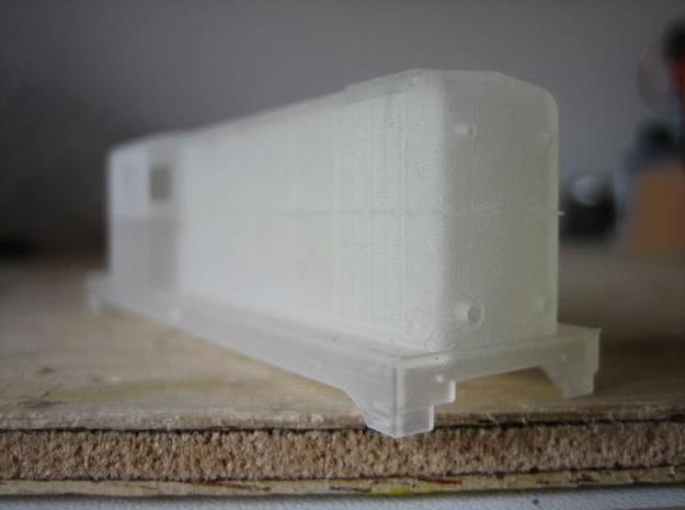 N 2400 DE NS Minitrix 3d printed