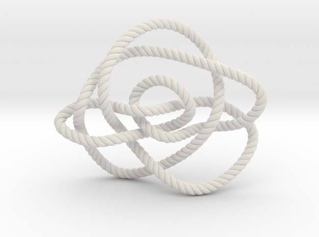 Ochiai unknot (Rope with detail)