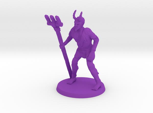 Mutant Spawn (weapon swap) in Purple Processed Versatile Plastic