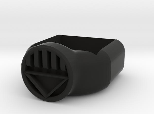 Black Lantern Corp Chalk Holder in Black Natural Versatile Plastic