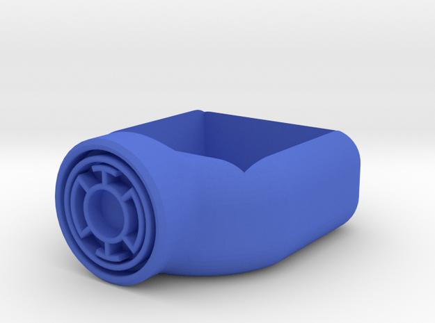 Blue Lantern Corps Chalk Holder in Blue Processed Versatile Plastic