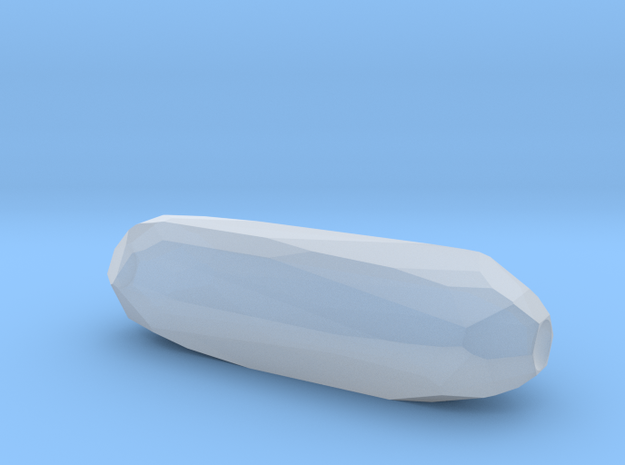 The Destroyer Crystal in Smoothest Fine Detail Plastic