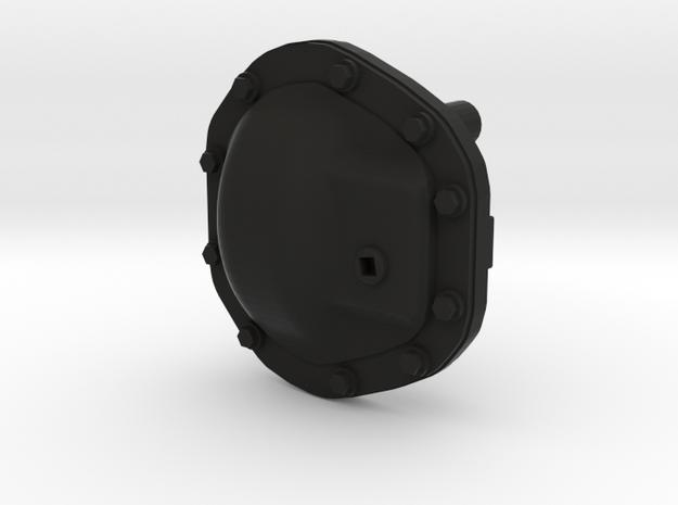 TMX Offroad - 44 Axle Cover in Black Natural Versatile Plastic