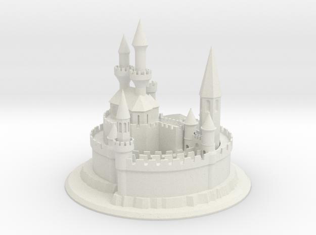 1/8 Sand Castle