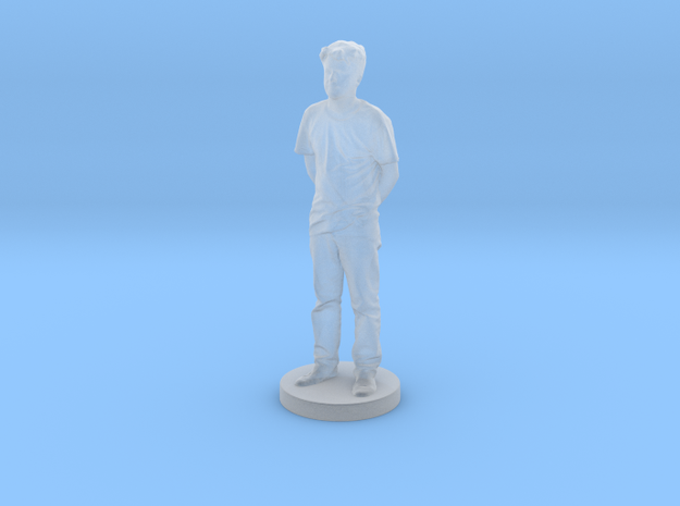 Printle C Homme 089 - 1/72 in Smooth Fine Detail Plastic