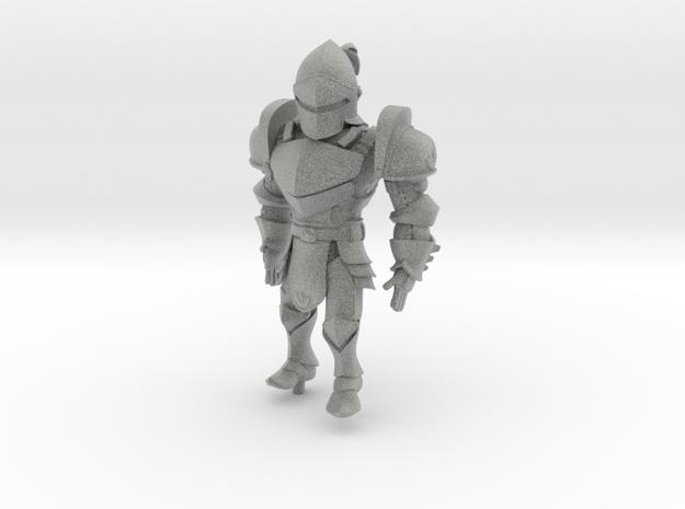 Knight named KAI in Metallic Plastic