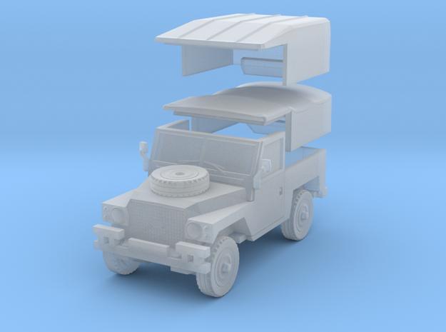 LandRoverLightweight 1/144 in Smooth Fine Detail Plastic