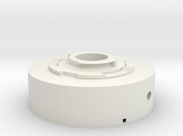 Lomo_Konstruktor_to_Canon_ef/ef-s_Lens_Adapter in White Strong & Flexible