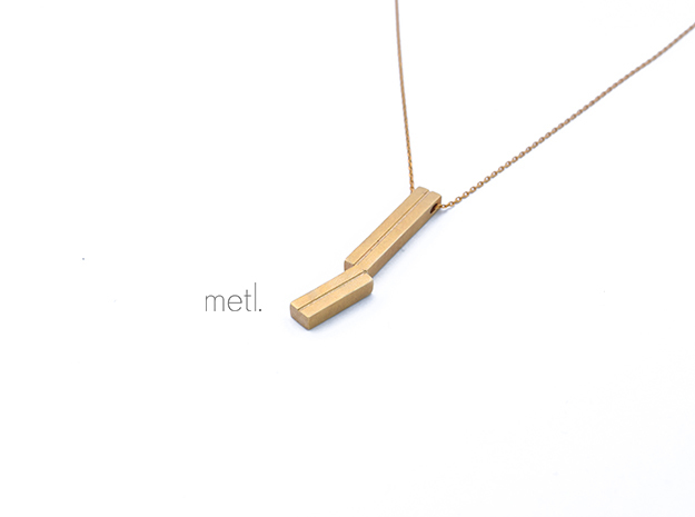 Perfectly Imperfect Pendant