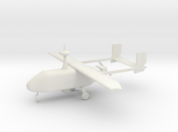 Pegasus II - UAV  in White Strong & Flexible
