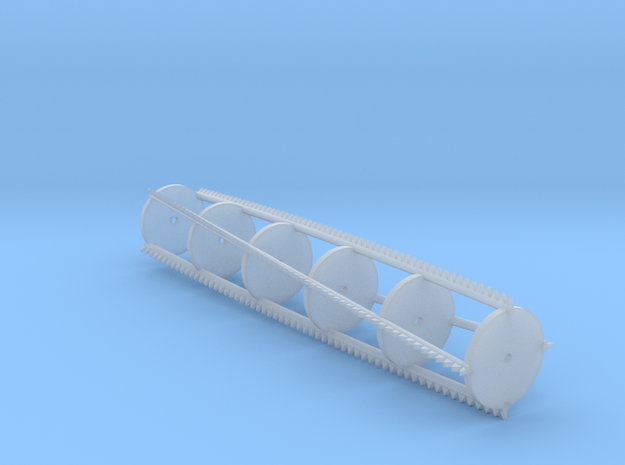 ROS Joskin Silospace Dosierwalze in Smooth Fine Detail Plastic
