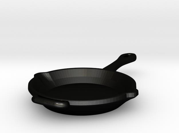 The PAN in Matte Black Steel
