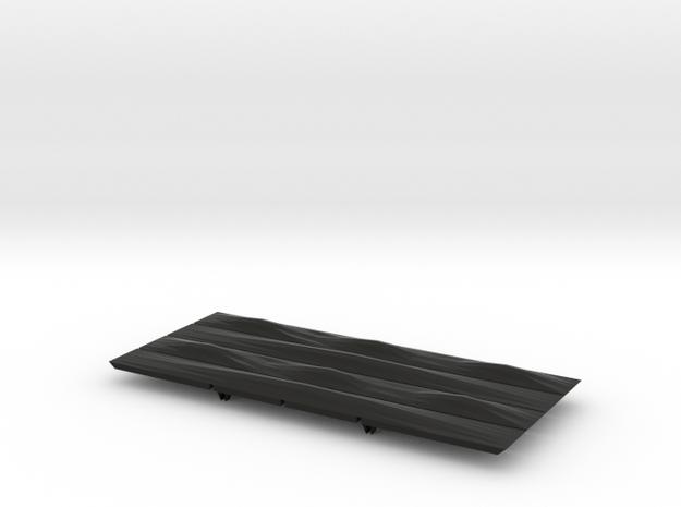 N Gauge HHA Freightliner Hopper Load x 4 in Black Natural Versatile Plastic