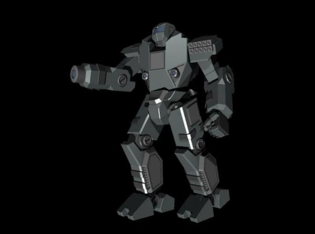 Mecha- Odyssey- Kronos parts (1/285th) in White Strong & Flexible