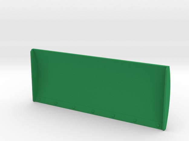 1:32 4m Schiebeschild K-700A in Green Strong & Flexible Polished