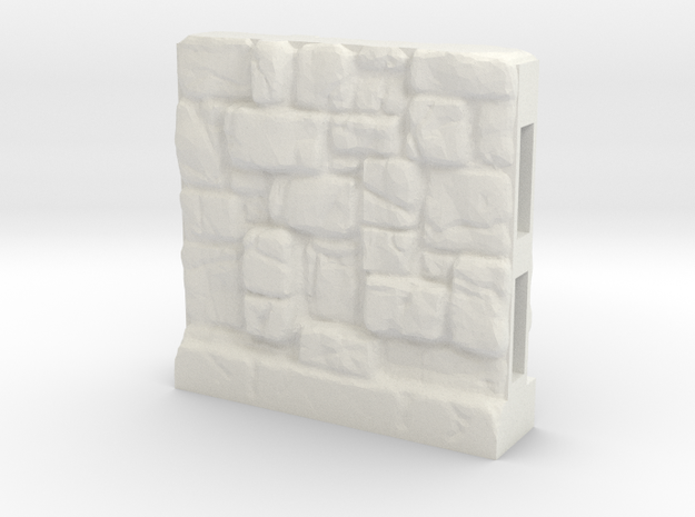 TRP-A-Heavy-Wall-v3.0 in White Natural Versatile Plastic